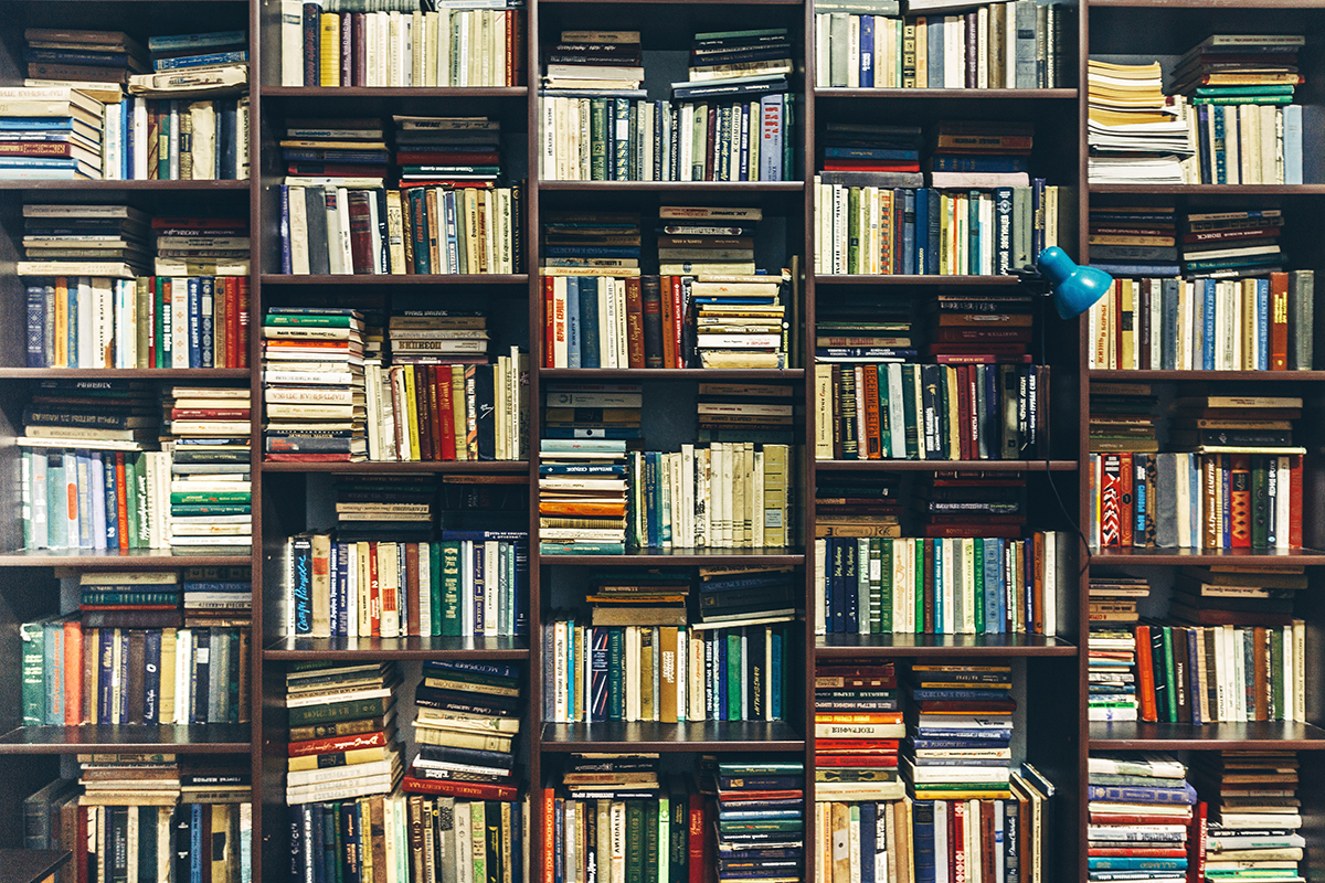 What's On Our Bookshelves? | The Good Book Blog