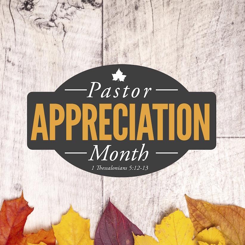 Ten Ways To Appreciate Your Pastor The Good Book Blog