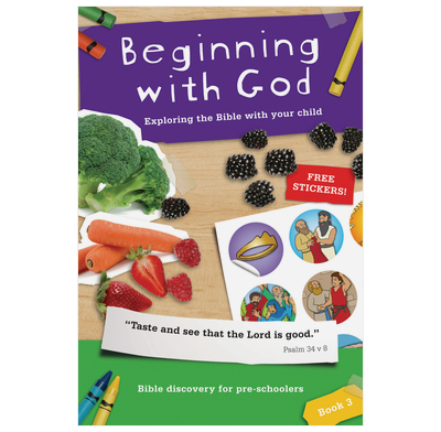 Beginning with God: Book 3
