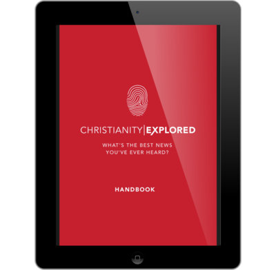 christianity explored handbook pdf