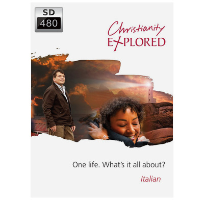 Christianity Explored Episodes (SD) - Italian
