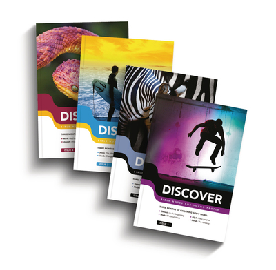 Discover - 1 year subscription