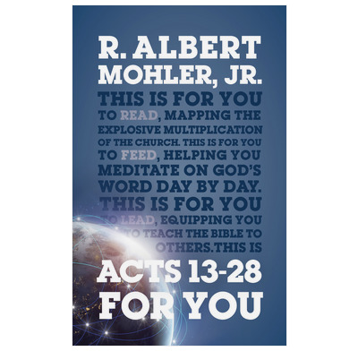 Acts 13-28 For You (ebook)