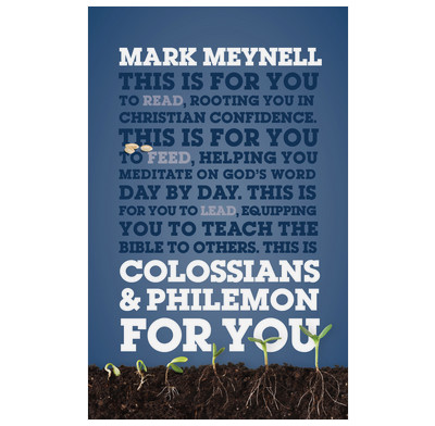 Colossians & Philemon For You (ebook)