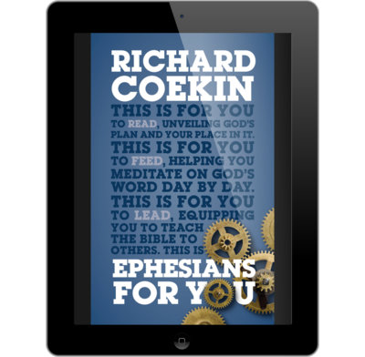 Ephesians For You (ebook)