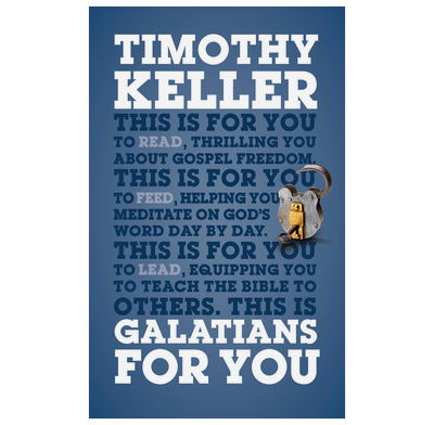 Galatians For You (audiobook)