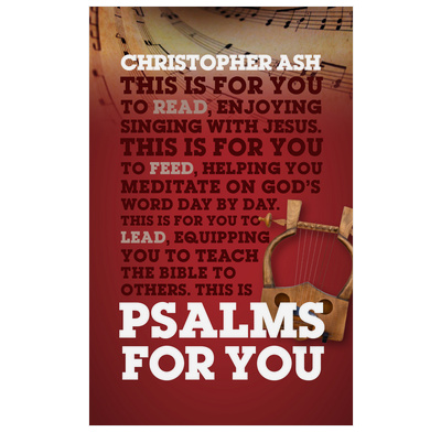 Psalms For You (ebook)