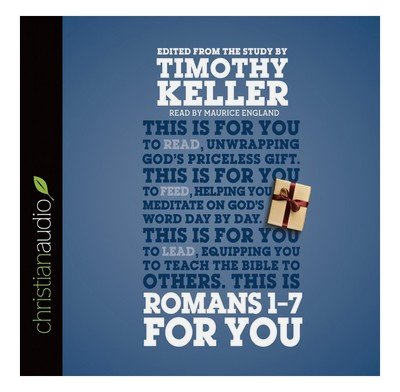 Romans 1-7 For You (audiobook)