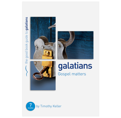 A Study Guide for the Book of Galatians