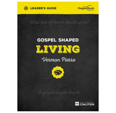 GSC Living Leader's Guide (ebook)