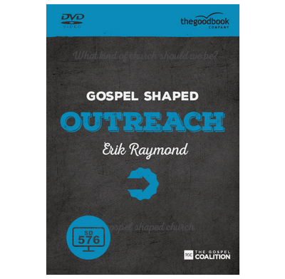 Gospel Shaped Outreach - SD episodes