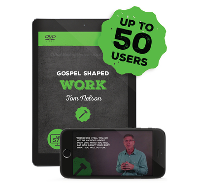 Gospel Shaped Work - SD Episodes (Multi User)