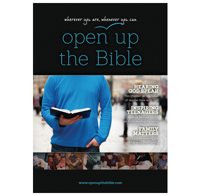 Open Up The Bible