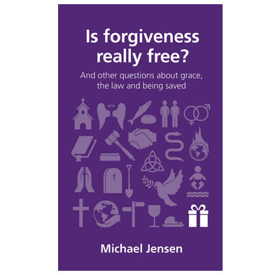 Is forgiveness really free? (audiobook)