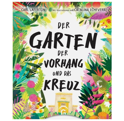 The Garden, the Curtain and the Cross (German)