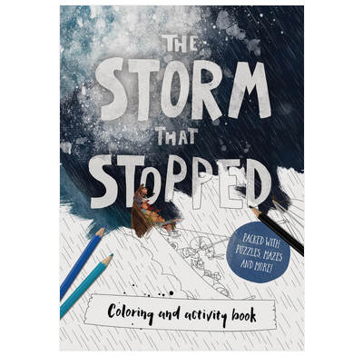 The Storm that Stopped Coloring & Activity Book