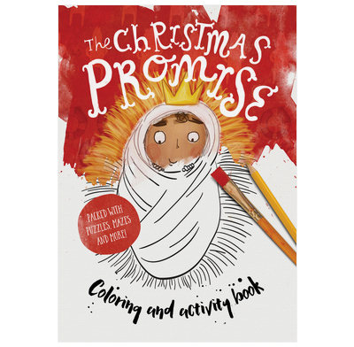 The Christmas Promise Coloring and Activity Book