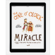 Download the full size illustrations - The One O'Clock Miracle