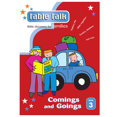 Table Talk 3: Comings and Goings