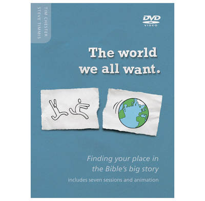 The World We All Want DVD