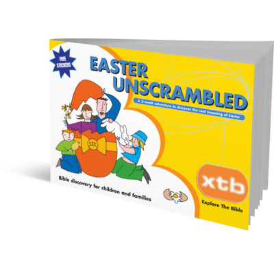 XTB: Easter Unscrambled
